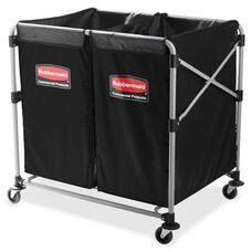 Rubbermaid Commercial Products Collapsible X-Cart - 24.1