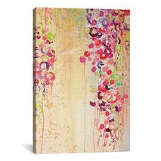 Dance Of The Sakura II by Julia Di Sano Gallery Wrapped Canvas Artwork