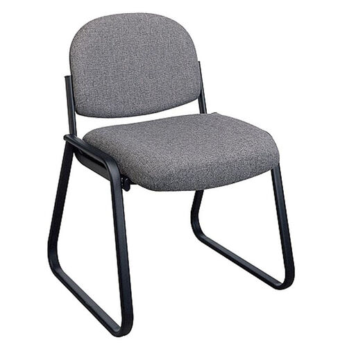 Our Work Smart Deluxe Padded Sled Base Chair with Designer Plastic Shell Back is on sale now.