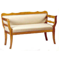 1435 Loveseat w/ Web Back and Web Seat - Grade 1