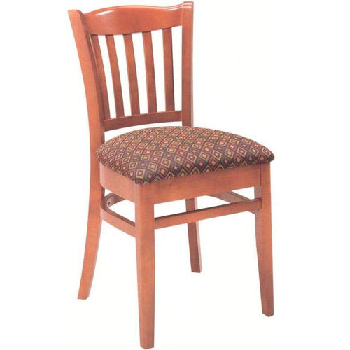 348 Side Chair with Upholstered Seat - Grade 1