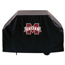 Mississippi State University Logo Black Vinyl 60