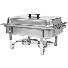 8 Quart Full Size Welded Chafer