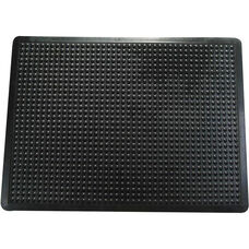 Doortex Anti-Fatigue Bubble Mat - Black