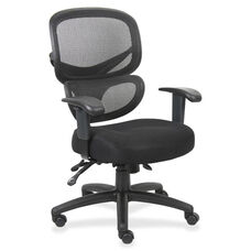 Lorell Mesh -Back Executive Chair - 27