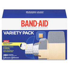 Johnson & Johnson Band Aid Variety Pack
