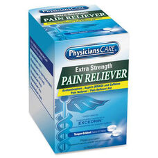 Acme United Corporation Extra Strength Pain Reliever Tablets