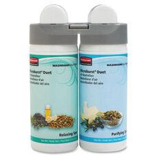 Rubbermaid Commercial Products Microburst Duet Aerosol Spa Fragrances - 7.1