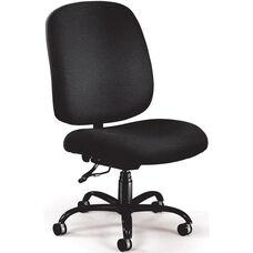 Big & Tall Task Chair - Black