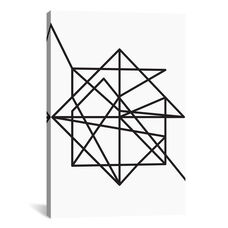 Wire by Flatowl Gallery Wrapped Canvas Artwork