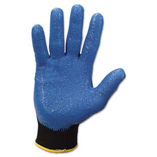 Jackson Safety G40 Nitrile Coated Gloves - Large/Size 9 - Blue - 12 Pairs