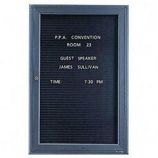 Quartet Magnetic Letter Message Board