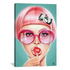 Cool by Giulio Rossi Gallery Wrapped Canvas Artwork - 26