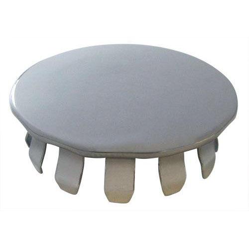 Plastic Wire Shelving Collar Plug - Set of 4 - Gray