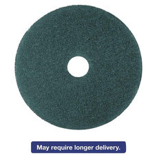 3M Cleaner Floor Pad 5300 - Blue - 5/Carton