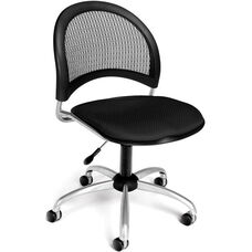 Moon Swivel Chair - Black