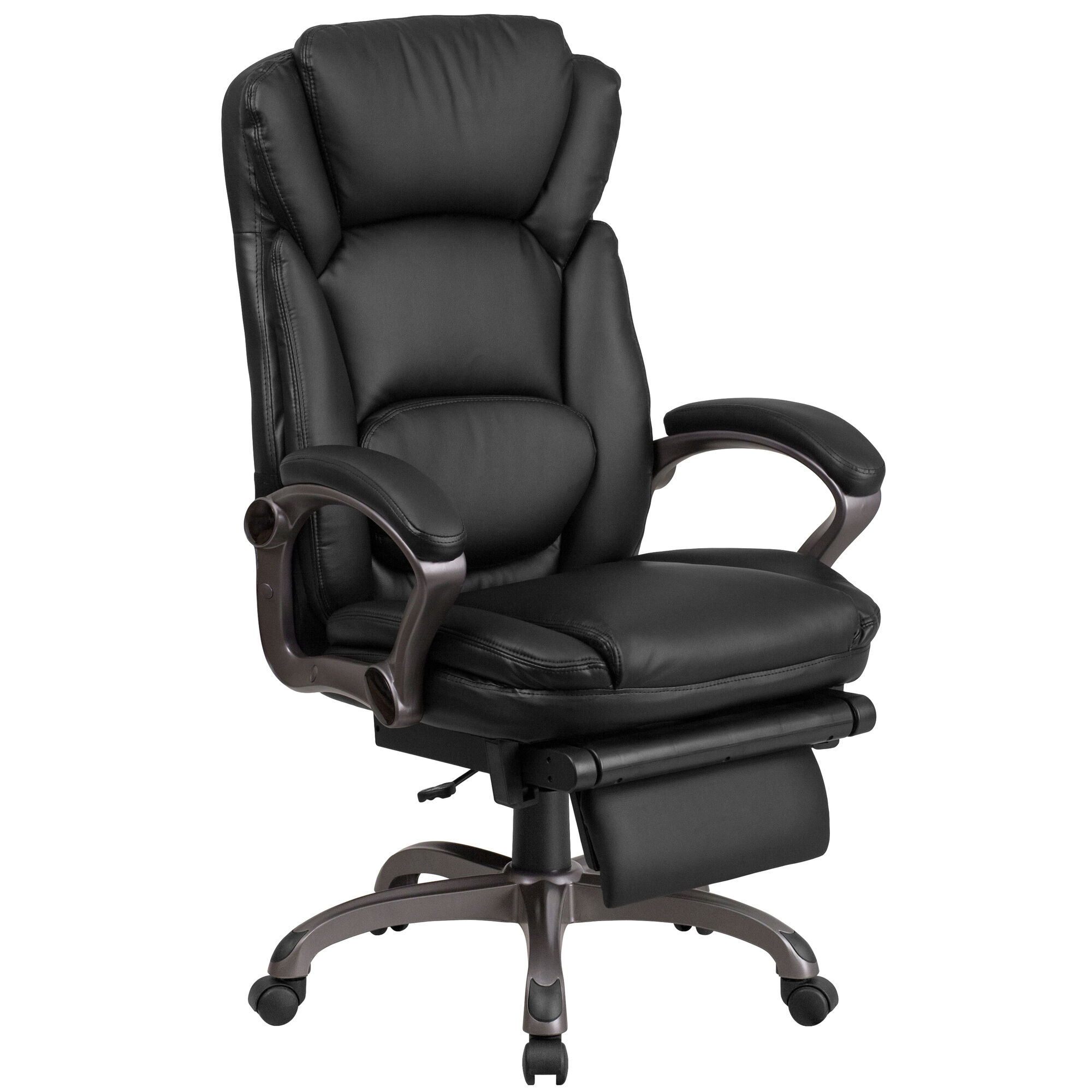 Our High Back Black Leather Executive Reclining Ergonomic
