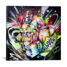 Where the Night Falls by Taka Sudo Gallery Wrapped Canvas Artwork
