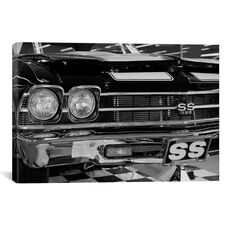Chevelle by Unknown Artist Gallery Wrapped Canvas Artwork