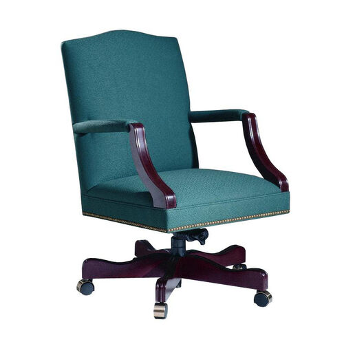 Our Hamilton Series Martha Washington Executive Swivel Chair is on sale now.