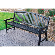 Savannah Bench-Bow Design