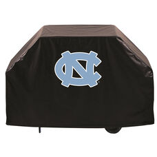 University of North Carolina Logo Black Vinyl 60