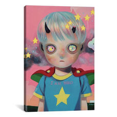 Children of this Planet Series: #29 by Hikari Shimoda Gallery Wrapped Canvas Artwork - 26