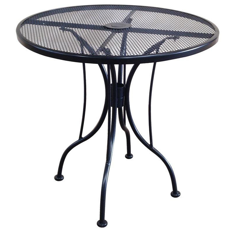 ... Our Outdoor Wrought Iron Table With 36u0027u0027 Round Top Is On Sale Now.