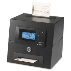 Pyramid Time Systems 5000 Heavy Duty Auto Totaling Time Clock