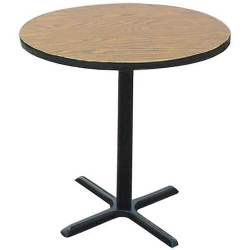 Our Laminate Top Round Cafe Table with 42