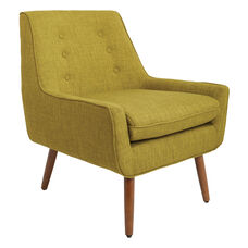 Ave Six Rhodes Chair - Green