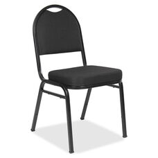Lorell Upholstered Stack Chairs - 16