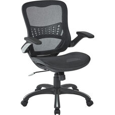 Work Smart Mesh Seat and Back Manager