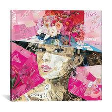 Girl Next Door by Ines Kouidis Gallery Wrapped Canvas Artwork - 18