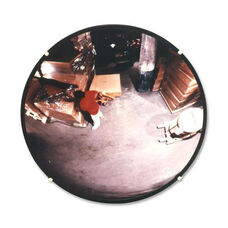 See-All Industries Round Glass Convex Mirrors