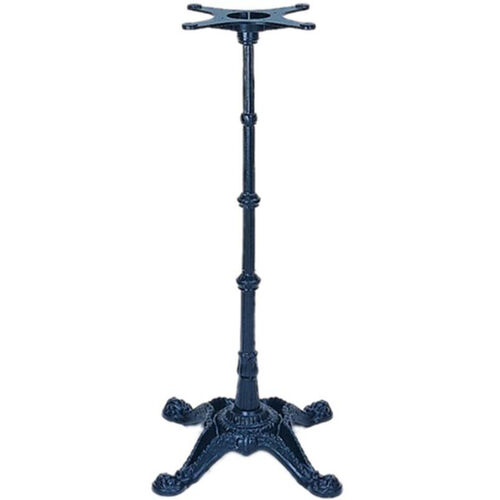 Our TT 103 4 Footed Cast Iron Outdoor Table with 24.4