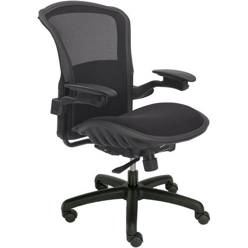 Magnum 24/7 Swivel Chair with 400 lb. Weight Capacity