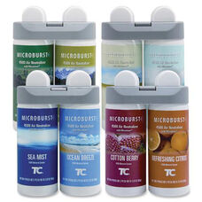 Rubbermaid Commercial Products Microburst Duet Fragrance Refills - 5.1
