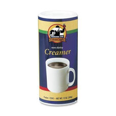 Genuine Joe Creamer - Non -Dairy - Reclosable Lid - 12 oz. - 3 per pack