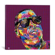 Jay-Z by TECHNODROME1 Gallery Wrapped Canvas Artwork