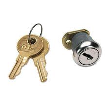 HON® Vertical File Lock Kit - Chrome
