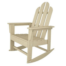 POLYWOOD® Long Island Collection Long Island Rocker - Sand