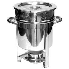Quart Marmite Chafer in Stainless Steel