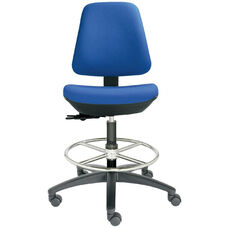 Basis I Medium Back Swivel Stool