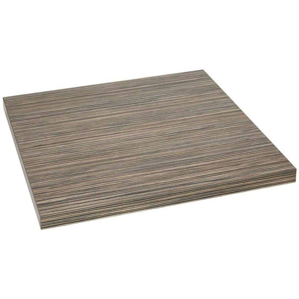 Square Table Top Indoor Melamine MARCO-36X36-ZEBRA ...