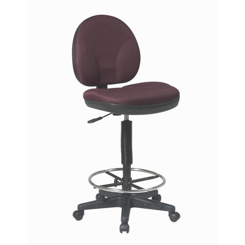 Our Work Smart Sculptured Seat and Back Drafting Chair with Lumbar Support and Adjustable Seat Height is on sale now.