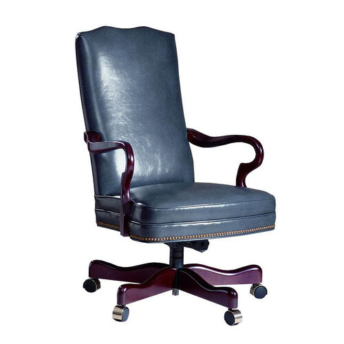 Our Hamilton Series Gooseneck Executive Chair without Tufts is on sale now.