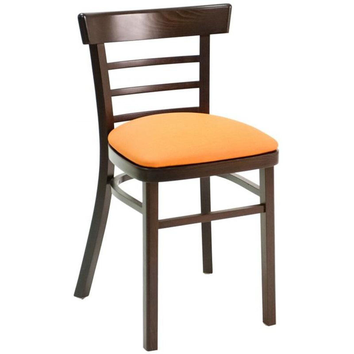 Ladder Back Side Chair Dining Eco 05s