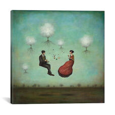 Gravitea For Two by Duy Huynh Gallery Wrapped Canvas Artwork