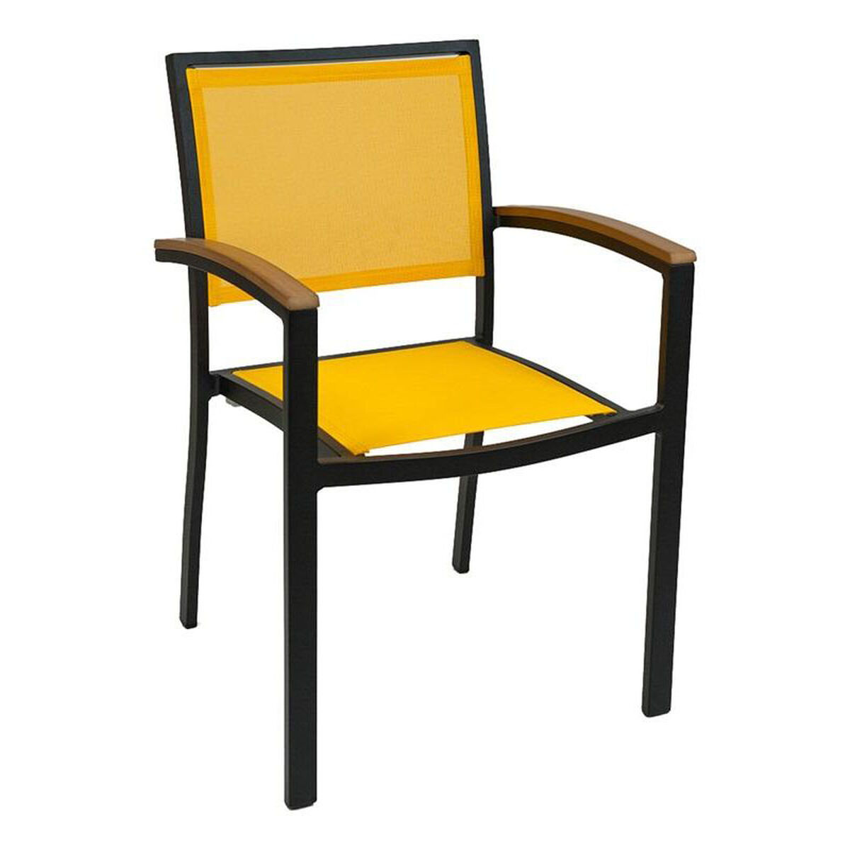 Stacking Arm Chair Outdoor Al 5624